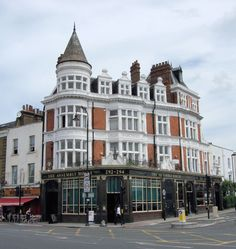 The Assembly House Pub, Kentish Town, London. My parents got engaged in this pub