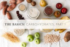 ADVICE: CARBOHYDRATES 101 PART I #nutrition #tips