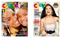 Cookie Magazine covers #editorial #layout