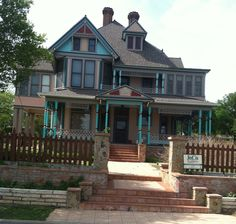 House in Waco, Texas