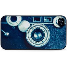 Blissfulcase Vintage Camera Case for Iphone ($25) ❤ liked on Polyvore featuring accessories, tech accessories, phone cases, phones, cases en iphone
