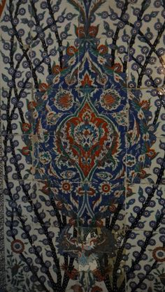 Tiles from Istanbul