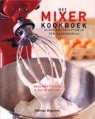 Het Mixer Kookboek - Rosemary Moon - ISBN 9789059202443 - Heerlijke recepten voor lunches, doordeweekse maaltijden, feestelijke diners, desserts, brood en gebak. BESTELLEN BIJ TOPBOOKS OF VERDER LEZEN? KLIK OP BOVENSTAANDE FOTO!
