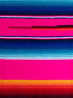 Serape blanket Indigenous Mexican blanket Good for