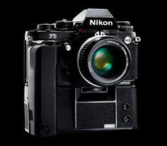 Nikon F3 Austin Calhoon Photograph