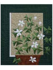 ~ Oxalis Wall Hanging Pattern