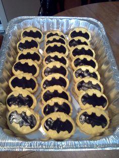Batman Rice Krispie Treats Party Ideas Superhero