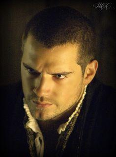 Henry in The Tudors