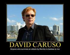 Photo of Horatio Caine-David Caruso Wallpaper for fans of David Caruso 16968731 David Caruso, Les Experts Miami, Cops Tv Show, Jackson, The Last Laugh, Star Wars, Tv Westerns, Great Tv Shows, Historia