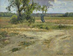 Pejzaż nad Bugiem | Wojciech Górecki Country Roads, Painting, Art, Art Background, Painting Art, Kunst, Gcse Art, Paintings, Painted Canvas