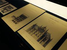 Projeto arquitetonico Notra Dame - Paris - Foto: Arquiteta Cláudia F. Ferreira
