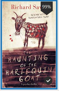 The Haunting of the Harlequin Goat Book Review, Thriller, Goats, My Books, Author, Sayings, Reading, Things To Sell, Lyrics