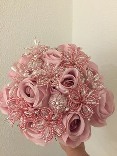 Broach Bouquets