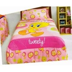 Tweety Bedding More Bedroom Decorations Tunes Bedrooms Tweety Bedrooms