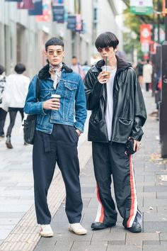 In Tokyo, the street style is on another level. Keep up with the best looks from Tokyo Fashion Week in this slideshow.