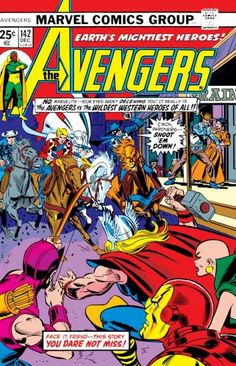 The Avengers #140 - Journey to the Center of the Ant (Issue)