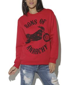 Sons Of Anarchy Sweatshirt - Tops