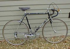 Raleigh competition from the 1970's