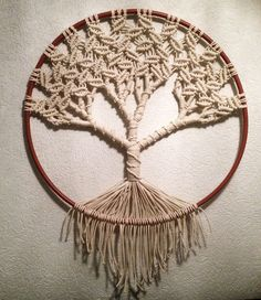 Macrame Tree of Life | HulaLou