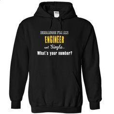 Cool single Engineer Tshirt v2 - #creative tshirt #long hoodie. BUY NOW => https://www.sunfrog.com/LifeStyle/Cool-single-Engineer-Tshirt-v2-3179-Black-3875724-Hoodie.html?68278