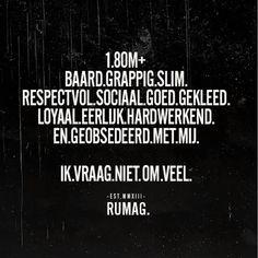 Haha!  Dus dat!   #rumag #date #daten #single #vrijgezel