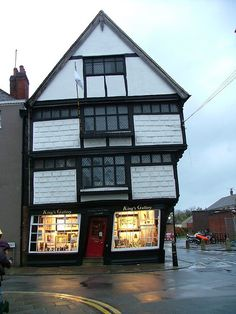 The Old King's School Shop in Canterbury