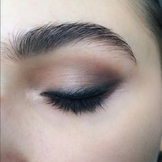 smoked - style | beauty & makeup - smoky eye - inspiration - beautiful - party - formal - smudged - easy - ideas - idea - pretty