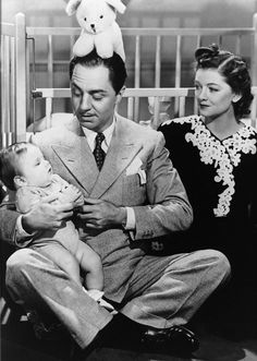 William Powell and Myrna Loy -- Another Thin Man