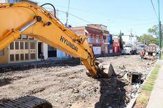 El secretario de Desarrollo Metropolitano e Infraestructura, Juan Fernando Sosa, informó que a dos semanas de que inició el proyecto de repavimentación en la calle Iretiticateme, del tramo de las ...