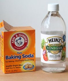 Homemade Toilet Bowl Cleaner : drain water, add baking soda and then spray with vinegar. ( a pumice stone also to take out stubborn stains)