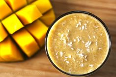 I'm sharing a recipe for my malty maca, mango and coconut smoothie that delivers a plethora of amino acids, minerals, vitamins and anti-oxidant properties. In a culture that tends to bombard us with pollution, free-radicals, electro-smog and a myriad of vibrational lowering stress, I love to know that every morsel of what I eat is supporting my health and helping keep my vibration high. By Contributing Writer Trinity Bourne