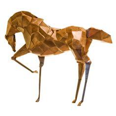 Jaime Acosta - Bronze Horse Sculpture