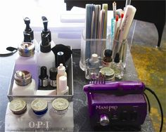 8 Real Manicure Station Set-Ups - NAILS Magazine