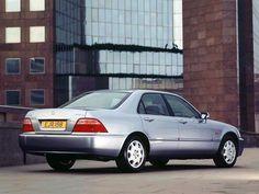 Honda Legend (1998 – 2004).