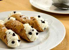 Bellino Chocolate Chip Mini Cannoli Recipe on Yummly. @yummly #recipe
