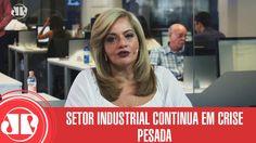 Economia continua acumulando recordes negativos | Jovem Pan | Denise Cam...