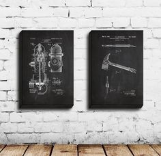 CANVAS, Firefighter Patent, Firefighter Poster, Firefighter Art, Firefighter Decor, Firefighter Wall Art, Firefighter Blueprint, Firefighter by STANLEYprintHOUSE  69.98 USD  We use a specially manufactured cotton blend canvas for archival printing, and high end printers to produce a stunning quality canvas that's made to last.  The printing technology used for the canvas is eco-solvent.  Our art is guaranteed to turn heads and will make a great affordab ..  https://www.etsy.com/ca/..