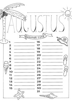 augustus Line Pic, Diy Calendar, Wreck This Journal, Scrapbook Journal, Book Crafts, Creative Writing, Bujo, Doodles, Letters