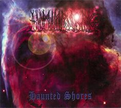 "HIMINBJORG ""Haunted Shores"" [digipack CD, 2001]"