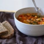 white bean vegetable stew