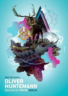 35 of the most Inspirational flyer & postcard designs « Design and Print Blog | Overnight Prints
