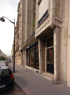 auguste perret, architect: 25 bis rue franklin - Cerca con Google