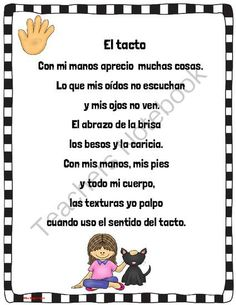 Mis cinco sentidos-pemas y mas from -  (24 pages)  - Mis cinco sentidos is a packet with activities for your students.