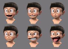 3d character expression에 대한 이미지 검색결과