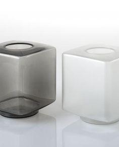 'Cube Vase' - A.D. Copier