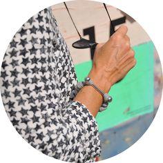 Statement bracelet by malo-products #bracelet #fashionjewellery #Statement #malo