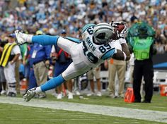 Steve Smith Panthers Greatest Catches | Photo credit: AP | Carolina Panthers ' Steve Smith (89) catches a pass ...