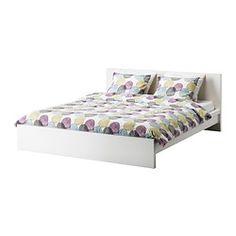 MALM Matala sängynrunko - 180x200 cm, - - IKEA