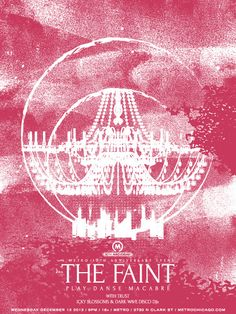 The Faint #GigPoster