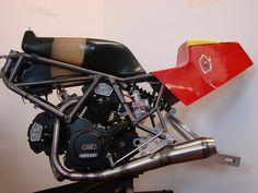 Loudbike - Ducati Pantah
